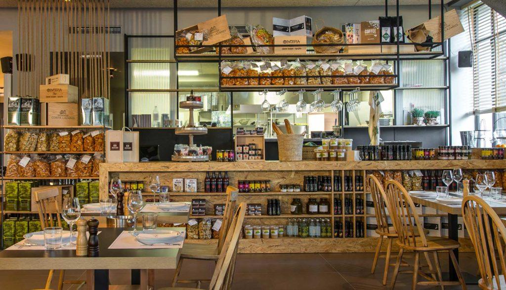 Aleo Restaurant Bar Luxembourg Filosofia Mediterranea