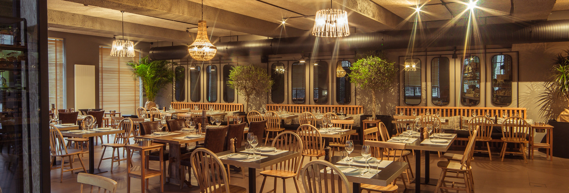 Aleo Restaurant Bar Luxembourg About